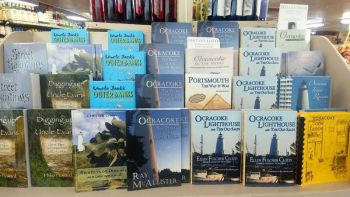 Ocracoke Variety Store, Local Authors