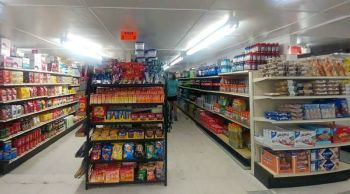Ocracoke Variety Store, Groceries