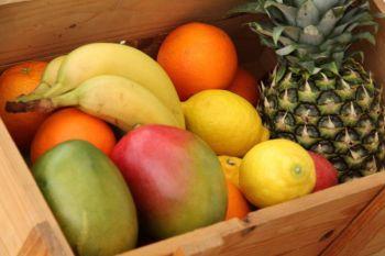Ocracoke Variety Store, Fresh Produce