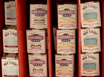 Ocracoke Variety Store, Milk Street Soap