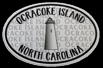 Ocracoke Variety Store, Ocracoke Stickers