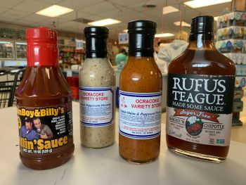 Ocracoke Variety Store, Homemade & Specialty Sauces